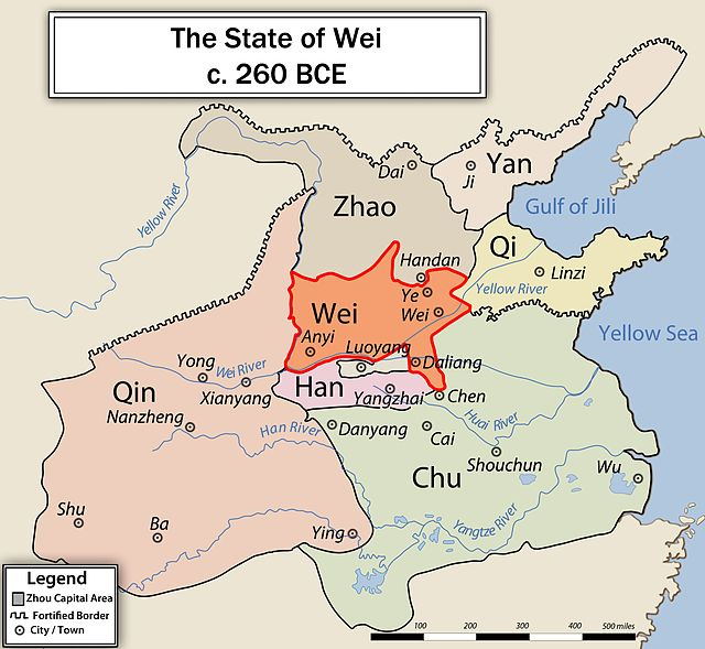 the state of wei