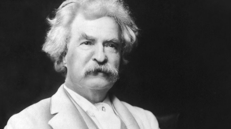 American-Authors-Mark-Twain
